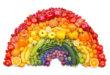 The Rainbow Diet: Manfaat Mengonsumsi Makanan yang Berwarna-Meningkatkan Kekebalan, Jantung Sehat, Mencegah Kanker